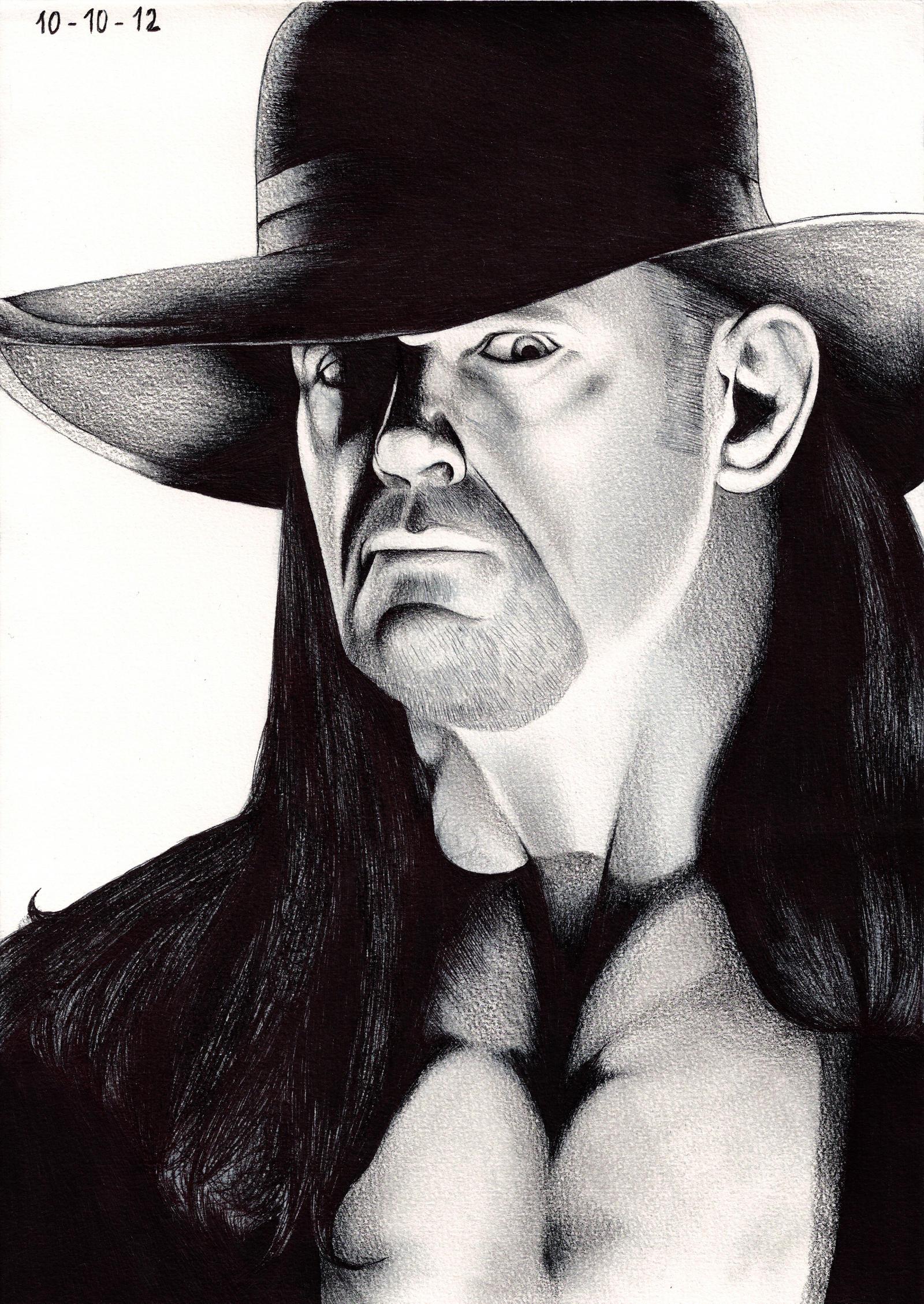 The Undertaker by tyller16