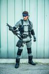 Solid Snake Metal Gear Solid 2 cosplay