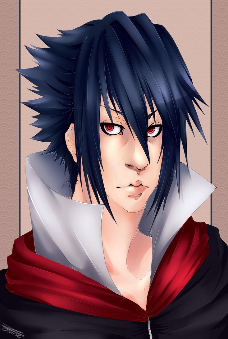 Sasuke by Tora-noko