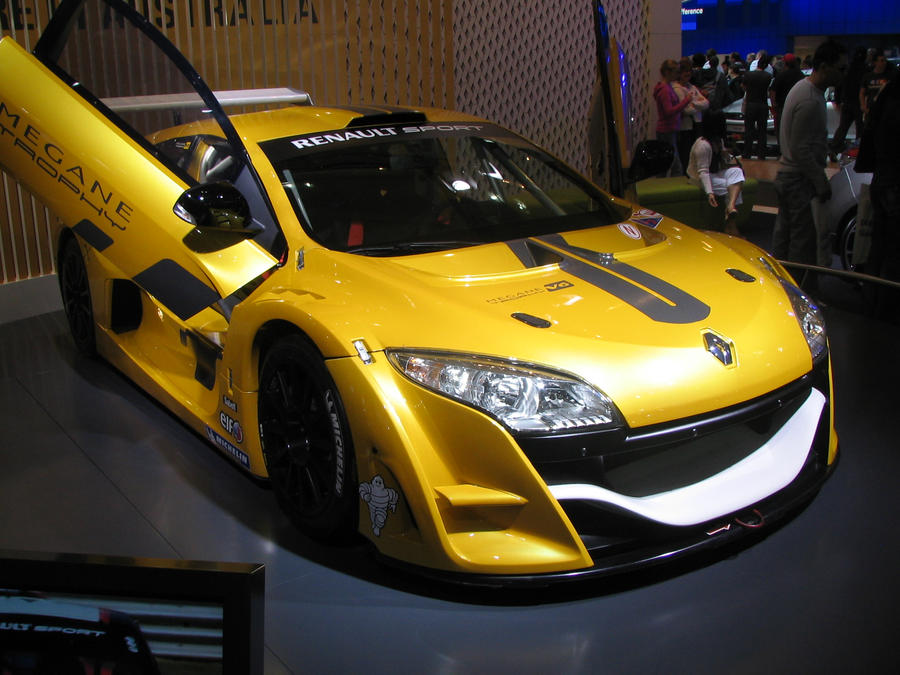 AIMS2010 - Renaultsport Megane Trophy II by TricoloreOne77