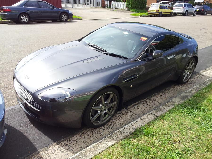 2006 Aston Martin V8 Vantage By Tricoloreone77 On Deviantart