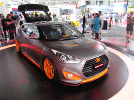 AIMS2012 - Hyundai Veloster Street Concept by TricoloreOne77