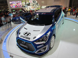 AIMS2012 - Hyundai Veloster Turbo SR Race Concept by TricoloreOne77