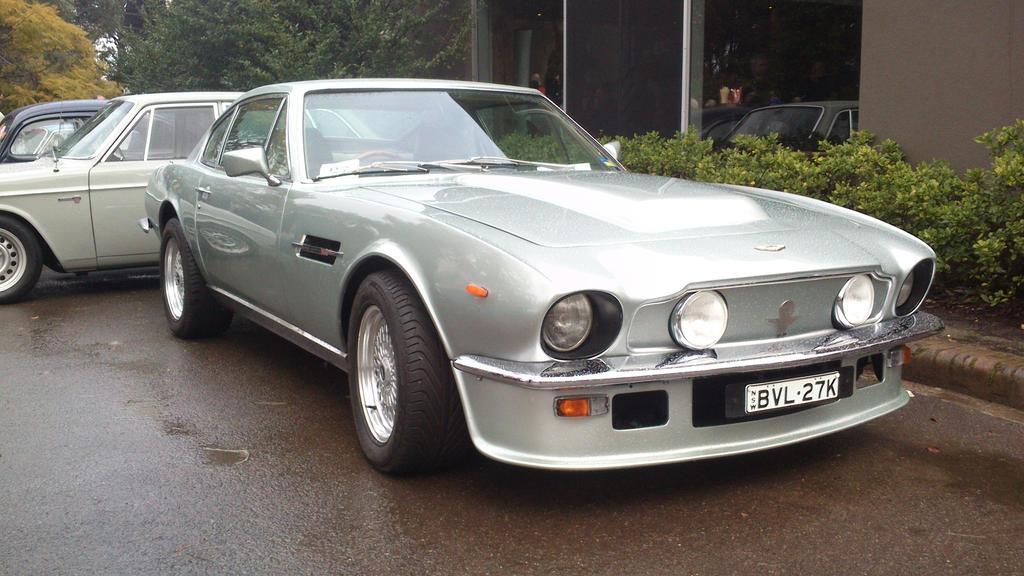 1978 Aston Martin V8 Vantage by TricoloreOne77
