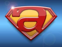 super logo by alejandro-delafuente