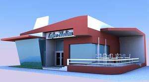 coffee shop by alejandro-delafuente