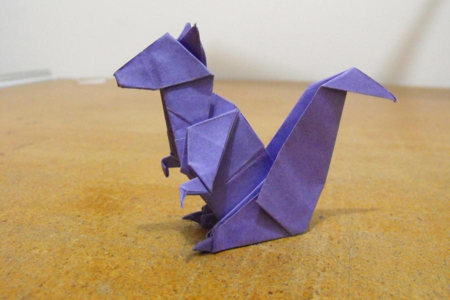 squirrel 2 by alejandro-delafuente
