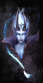 Dota2 Queen of Pain