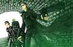 The Matrix has you.