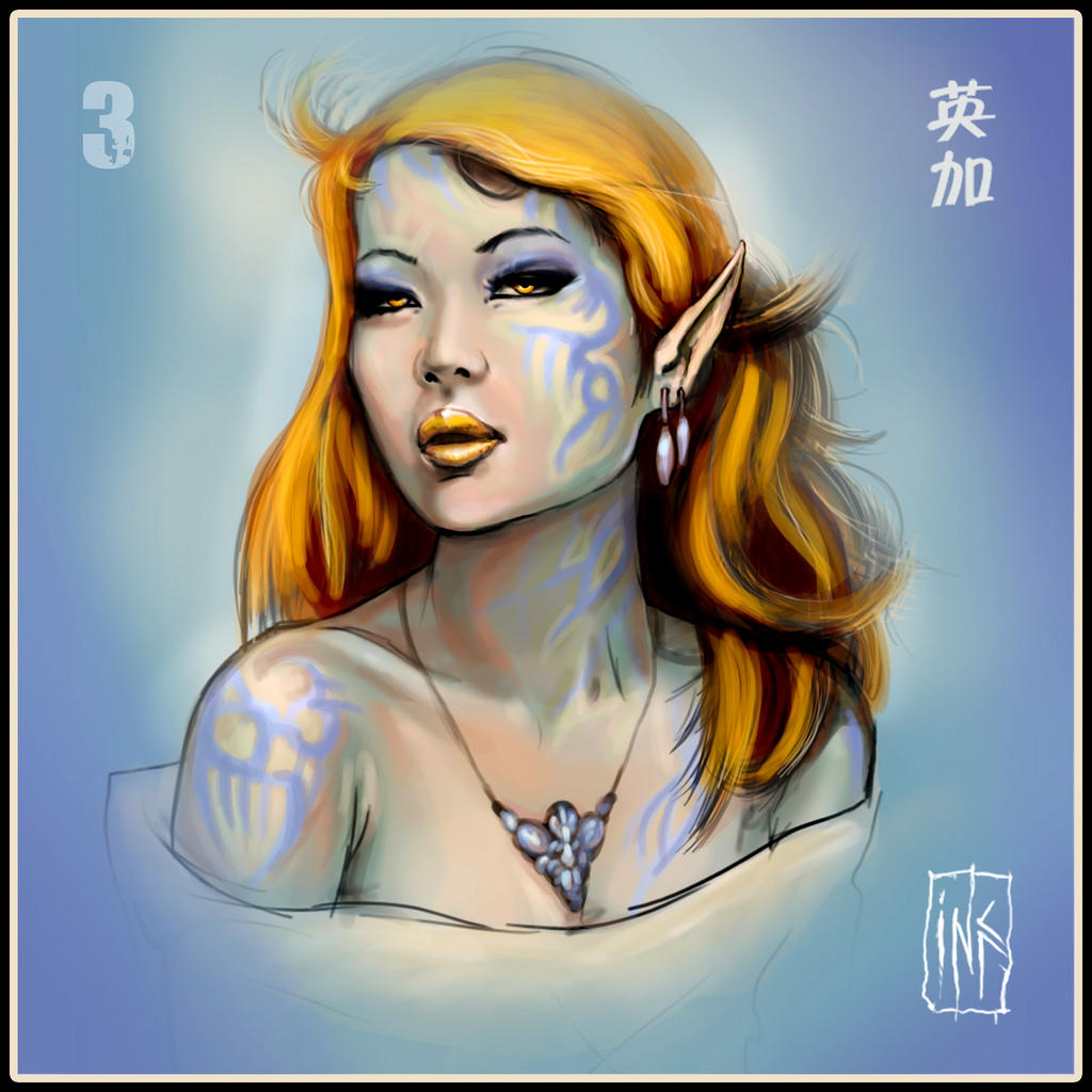 Fantasy Evon by Tsabo6