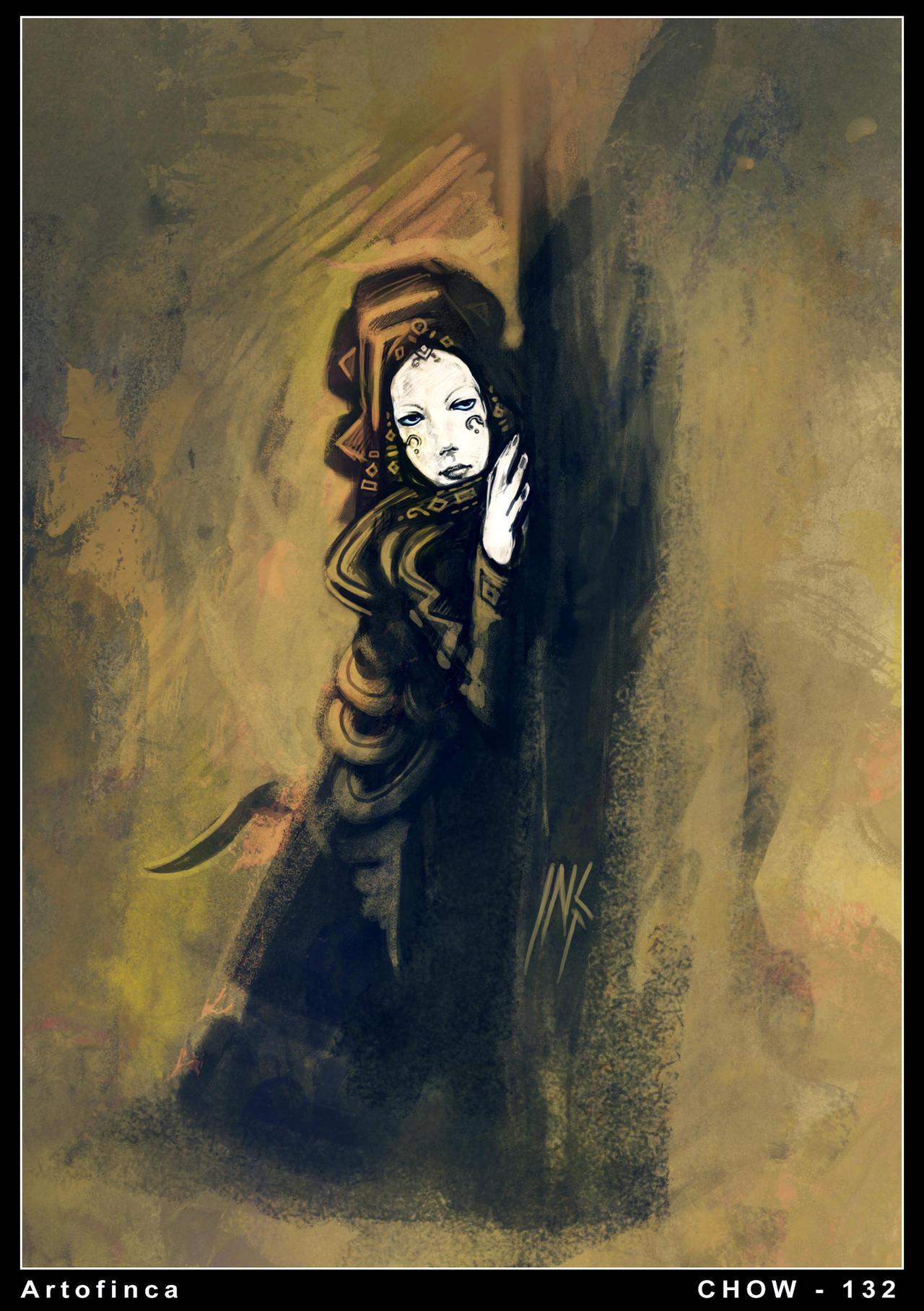 Alia of the Knife by Tsabo6