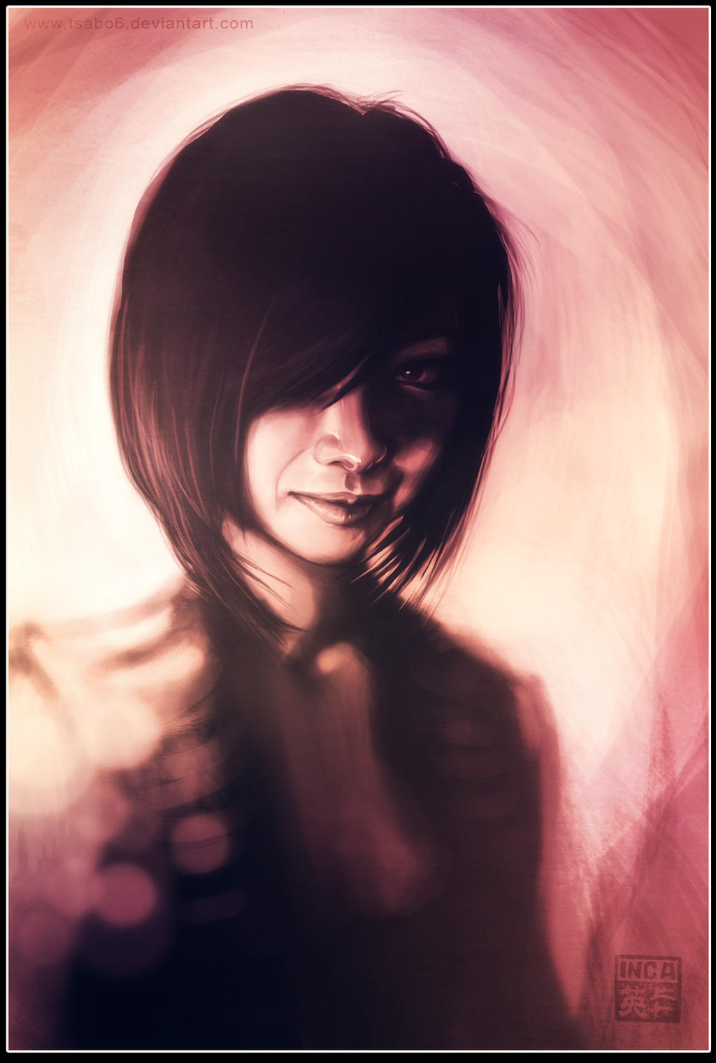 Ravenskar portrait by Tsabo6