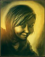 Mejony Portrait by Tsabo6