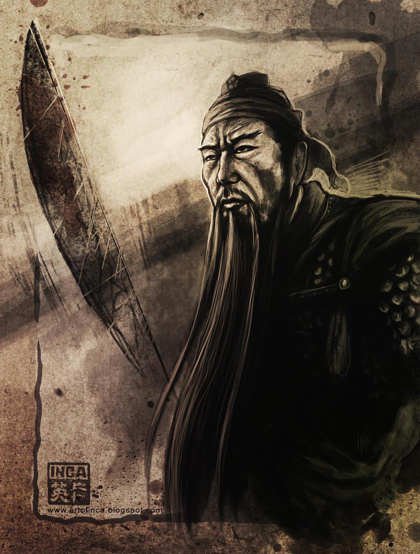 .Guan Yu. by Tsabo6