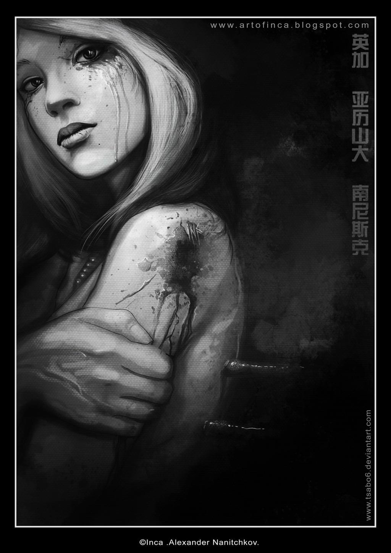 Darker than grey by Tsabo6