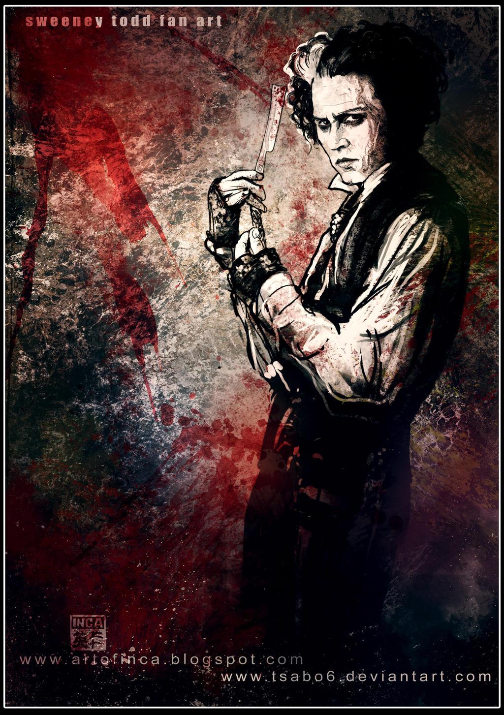 My Sweeney... by Tsabo6