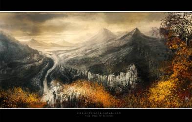 Autumn at Rendali