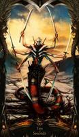 Tarot: 10 of Swords