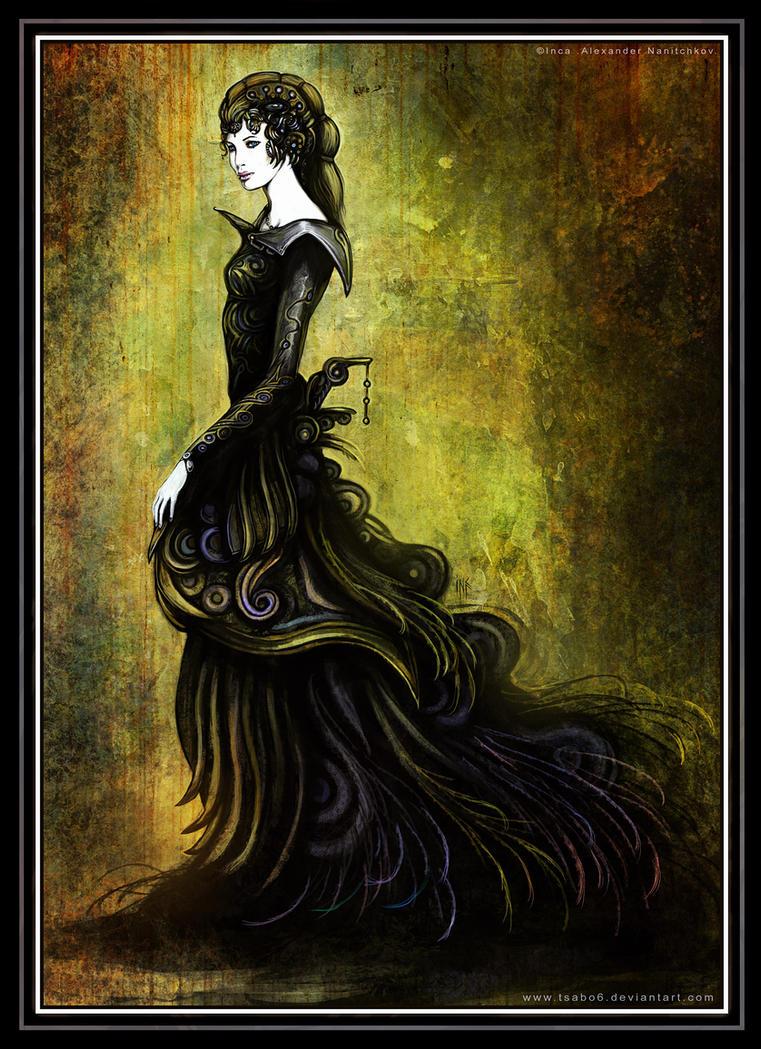 Countess Ekatherina Gordova by Tsabo6