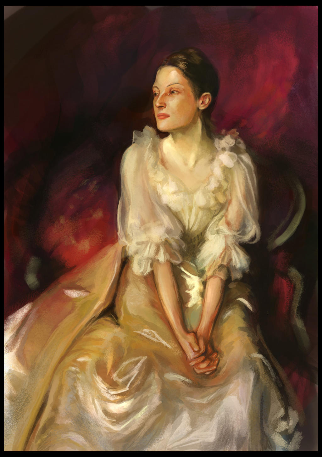 Master Study: Sargent by Tsabo6