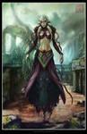 Nautolan Sith Sorceress