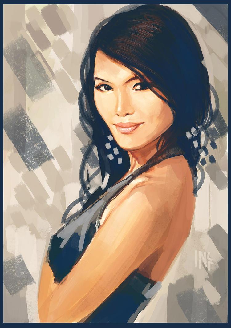 Miss Supranational by Tsabo6