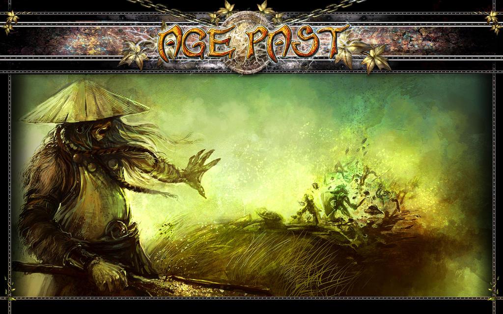 Age Past earth magic by Tsabo6