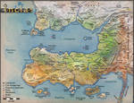 Incian Sphere map