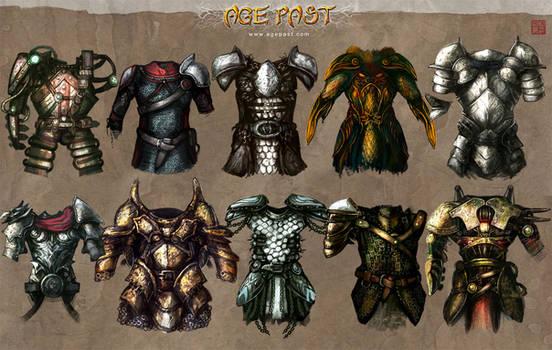 Age Past Armors by Tsabo6