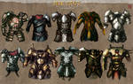 Age Past Armors