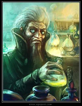 Age Past alchemy by Tsabo6
