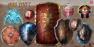 Age Past shields