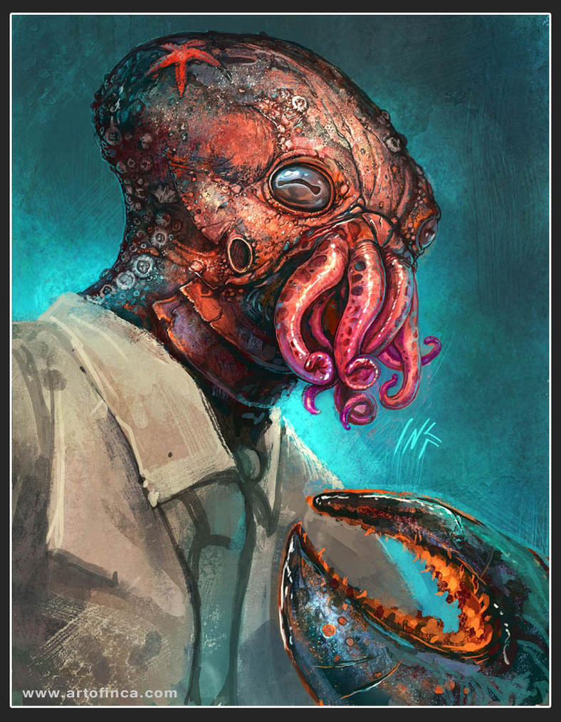 Why not Zoidberg by Tsabo6