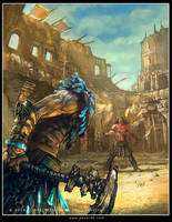 Unseen alliance by Tsabo6