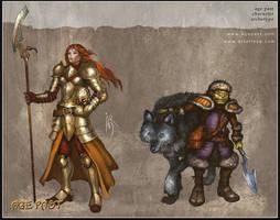 Age Past archetypes 4 by Tsabo6