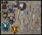 Warsong items 7