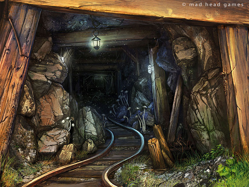 the Mine by Tsabo6