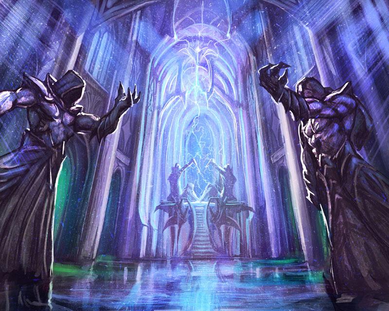 Dominion shrine by Tsabo6