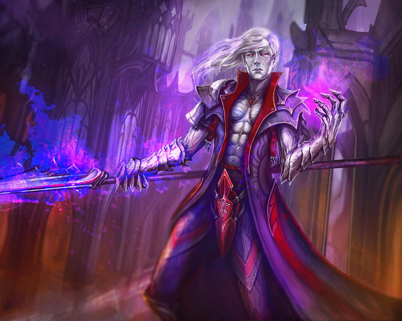 Vampir by Tsabo6