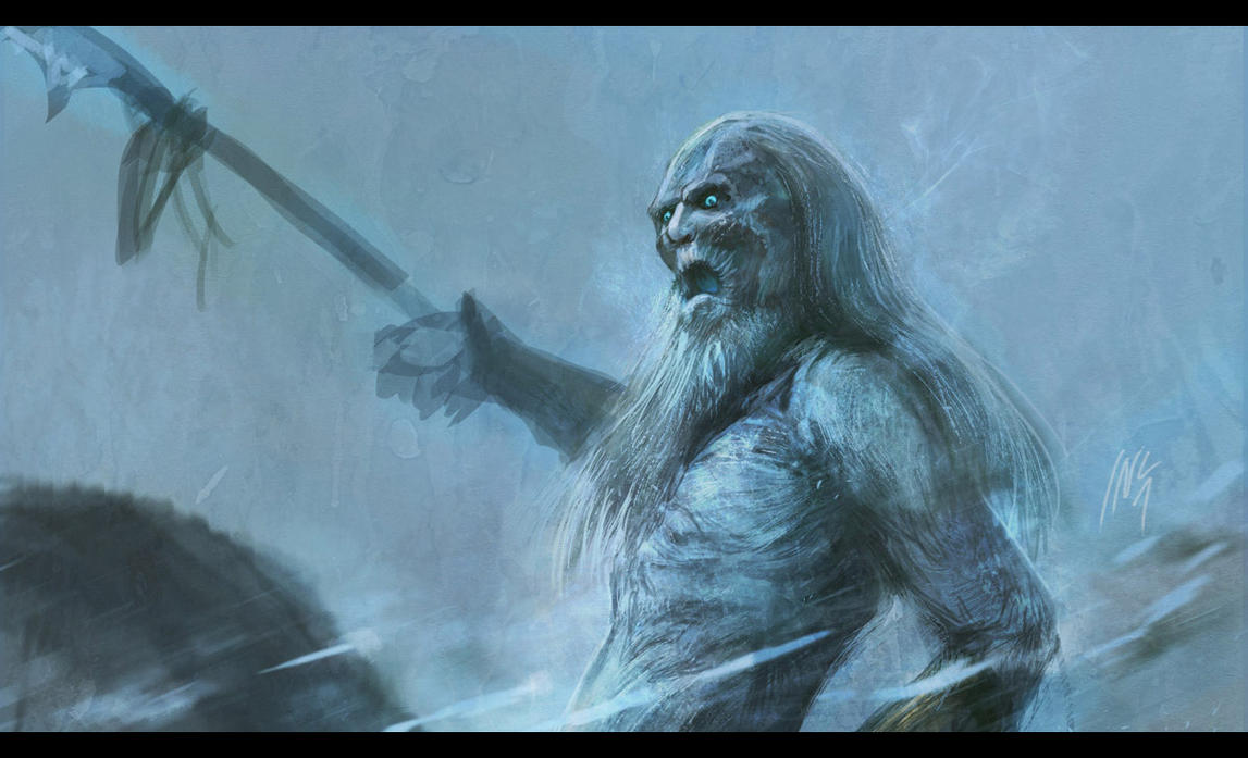 White walker by Tsabo6