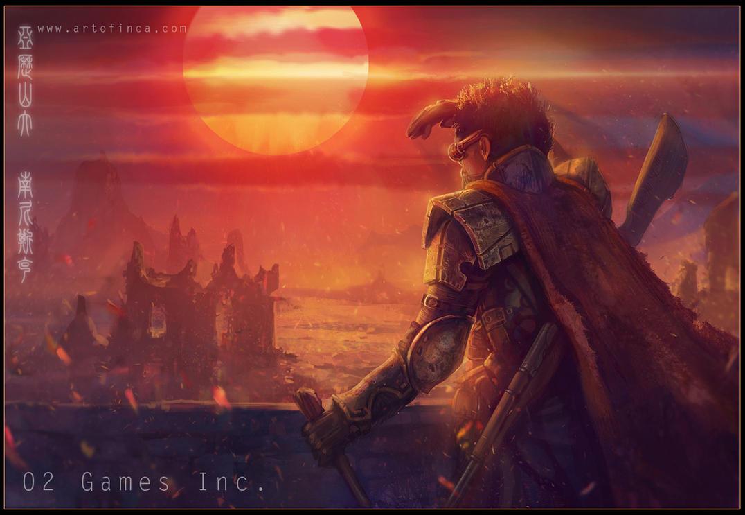 Inpending Doom by Tsabo6