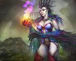 Corruption Witch