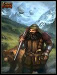 Dwarf gunman