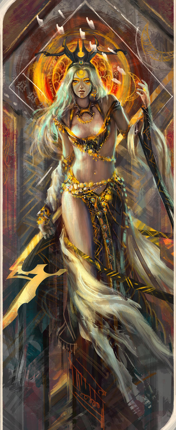 Diana by Tsabo6