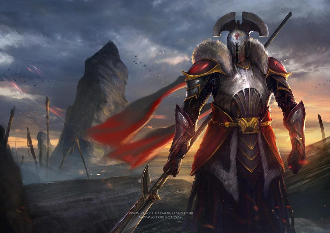 Fantasy Art Royal Guard Fantasy