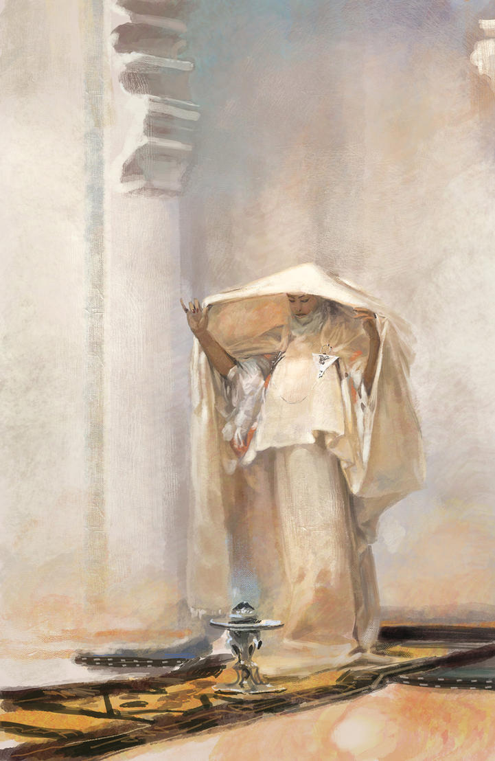sargent study by Tsabo6
