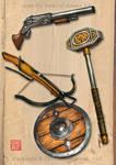 Items Arcana