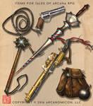 Items Arcana 2