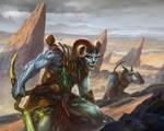 Golden Ram Horde
