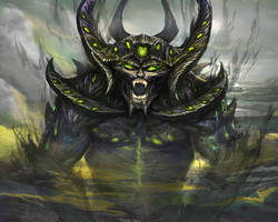 Demon Prince by Tsabo6